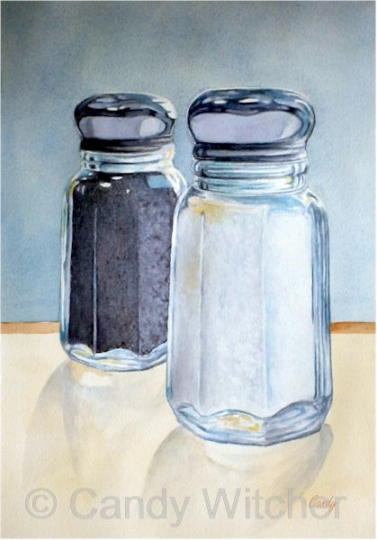 Salt & Pepper by Candy Witcher